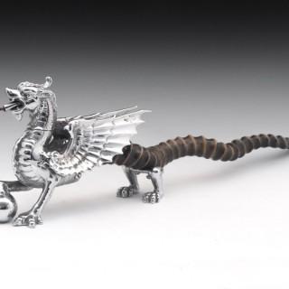 Dragon Table Lighter Walker & Hall