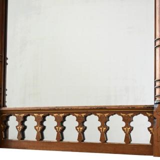 19th Century Moorish Mirror from Yves Saint Laurent's Datcha