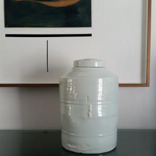 Edmund de Waal (b.1964 ) Cargo jar and cover 1998
