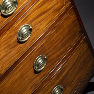 Large Regency Chest of Drawers