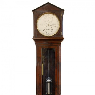 1850s Regulator Longcase Clock
