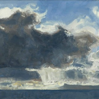 'Dark Cloud Passing' by Charles Simpson