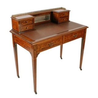 Maple & Co Rosewood Writing Table