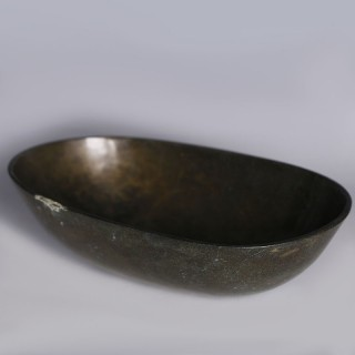 Neo-Assyrian Bronze Bowl