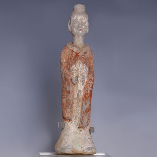 Northern Wei Dynasty Court Attendant