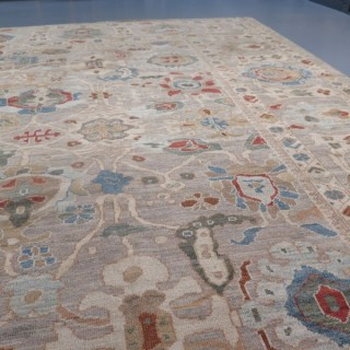 Modern Ziegler Sultanabad carpet