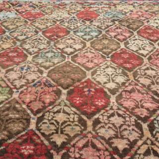 Antique Caucasian Karabagh rug