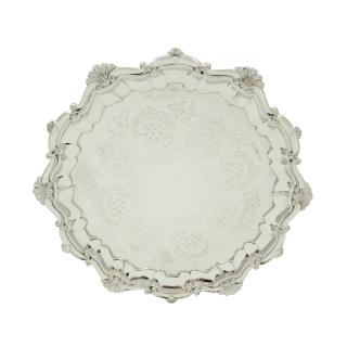 Antique Edwardian Sterling Silver 10