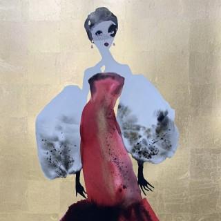 'Elena' by Bridget Davies