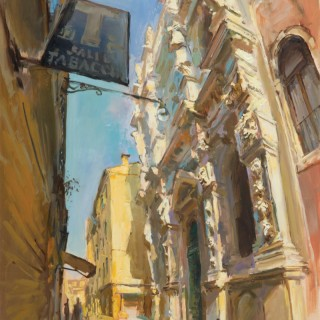 'Santa Maria dei Derelitti' by Rob Pointon