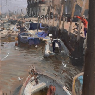 'Blakeney Quayside' by Rob Pointon