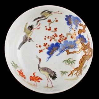 Japanese Arita Porcelain Bowl