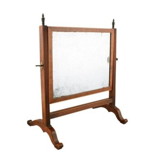 Small Georgian Dressing Mirror