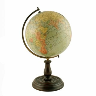 George V Philips British Empire Globe