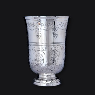 A Duchess of Sutherland Cripples Guild silver cup