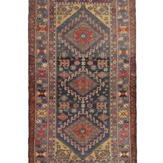 North West Tribal Persian Rug, Handwoven Oriental Wool Rug- 120x200cm