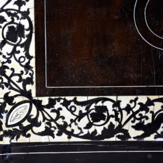 Highly decorative 19th century North Italian table top in the Renaissance style