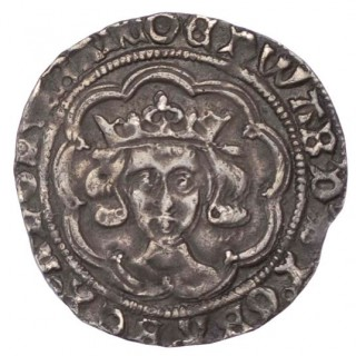 EDWARD IV (1471-83), SECOND REIGN, GROAT, LONDON