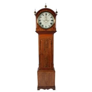 Scottish Georgian Grandfather Clock