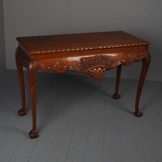 Antique Irish George II Style Side Table