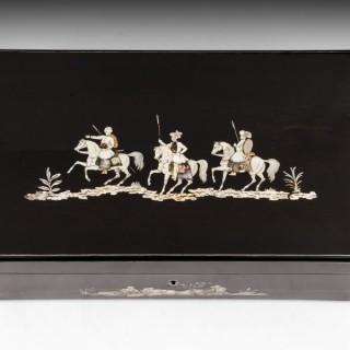 Coromandel Writing Box by W. C. Fuller