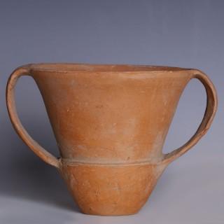 Qijia Culture Terracotta Vase
