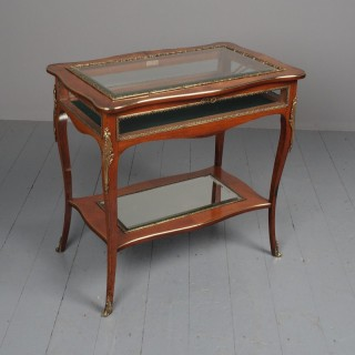 Antique Bijouterie Table by W. F. Greenwood & Sons Ltd