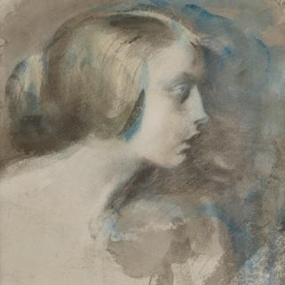 Ambrose McEvoy 'Helen' 1923