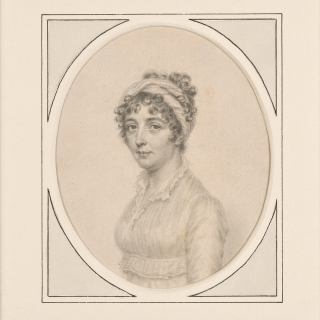 John Smart 'Frances Chambers (née Wilton) (1759-1839)' 1807