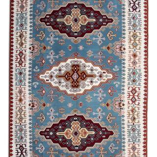 Antique Serbian Pirot Kilim, Handmade Oriental Wool Rug- 180x300cm