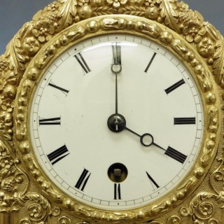 French Ormolu Mantel Clock