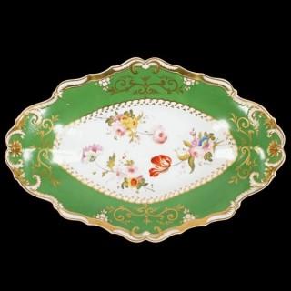Spode Felspar Porcelain Dessert Service