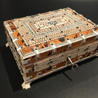 Anglo Indian Box