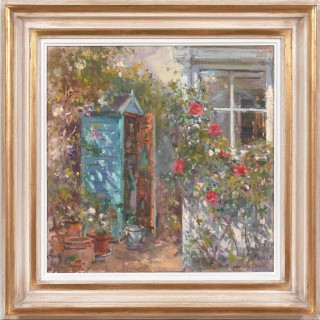 'Sweet May Flowers' by John Martin RBA