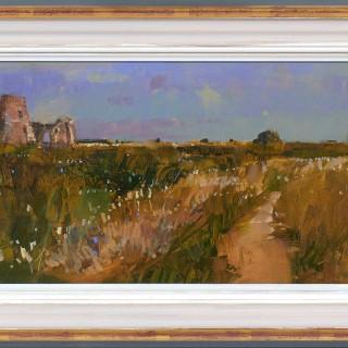 'Path Towards St Benet's Abbey' by David Sawyer
