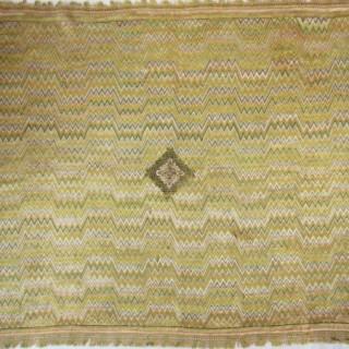 A 17th century Bargello stitch cover
