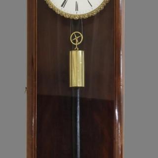 Vienna Regulator Wall Clock by Franz Mosslinger In Wein