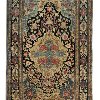 Antique Persian Hamadan Wool Rug- 129x200cm