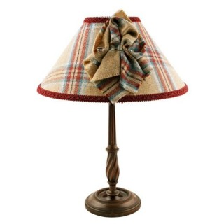 Georgian Candlestick Table Lamp