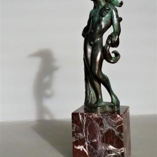 Salvador Dali (1904-1989) Birdman 1968