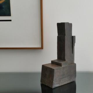 Jeff Lowe FRSS (b.1952) Study for Statue 1992