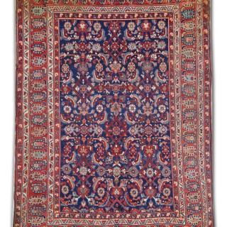 Antique Handmade Wool Malayer Persian Kilim- 133x200cm