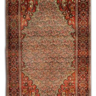 Antique 1880s Persian Malayer Kilim- 126x210cm