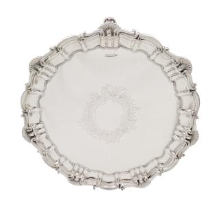 Antique Edwardian Sterling Silver 12