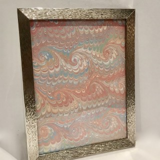 Dunhill Silver Frame
