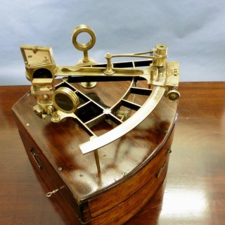Vernier Sextant by J.Nixon, London