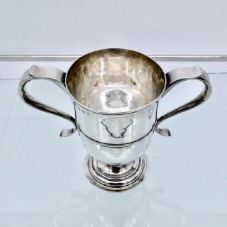 Antique George III Sterling Silver Cup Newcastle 1796 John Langlands II