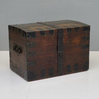 Metal Bound Chest