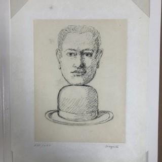 L'Homme au chapeau Melon