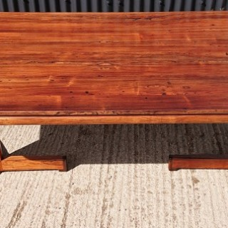 Mid Century Modern Dining Table Designed by Michael Knott